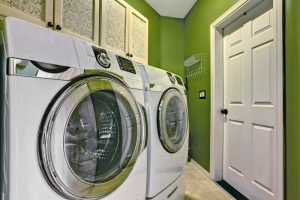 vibrant laundry room, see larger