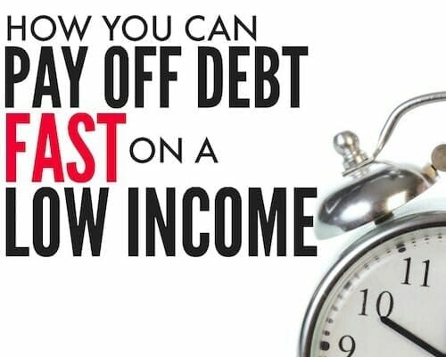 How to Get Out Of Debt Fast When You Don't Have Much Money