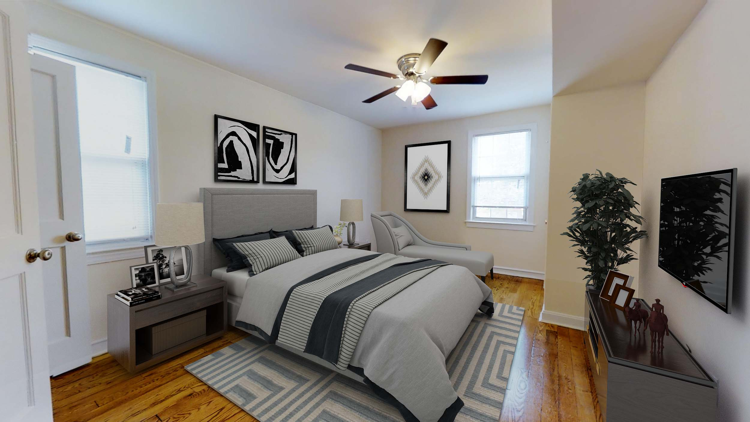 Crescent-Park-Apartments-1-Bedroom-for-Rent-DC-Bedroom-min